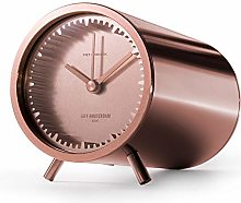 LEFF amsterdam Table Clock Copper Tube
