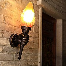 Left Hand Right Hand Retro Industrial Wall lamp