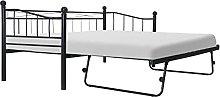 LEFTLY Daybed Frame Sofa bed for Guest Living Room