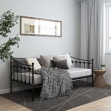 LEFTLY Elegant Sofa Bed Frame Daybed For Guest