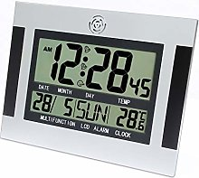 LeftSuper Digital Desk Wall Alarm Clock with