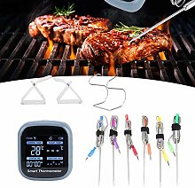 Leftwei BBQ Thermometer, APP Monitoring Timing