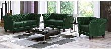 Legault 3 Piece Sofa Set Rosalind Wheeler