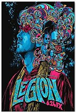 Legion Season 3 TV Series Show Movie Painting Art