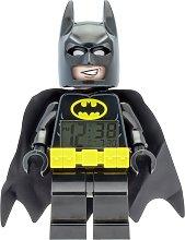 LEGO BATMAN MOVIE Batman Minifigure Alarm Clock