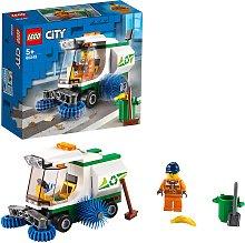 LEGO City Street Sweeper - 60249