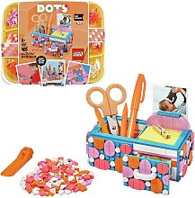 LEGO DOTS Desk Organiser DIY Arts & Crafts Set -
