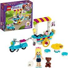 LEGO Friends Ice Cream Cart Playset with Stephanie