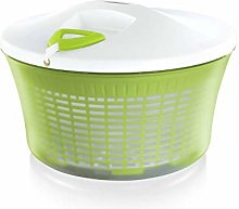 Leifheit Plastic Salad Spinner Large, Healthy