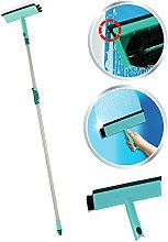 Leifheit Window Cleaning Brush Squeegee Telescopic