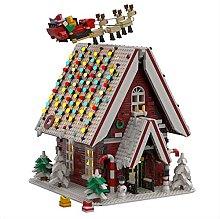 LEIKE Ideas Christmas Snowhouse Building Kit