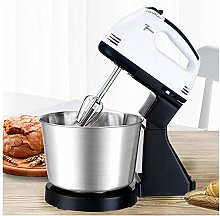 LEILEI 2 in 1 Twin Hand and Stand Mixer,Electric