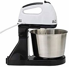 LEILEI 5 pice 2 in 1 Hand & Stand Mixer,with