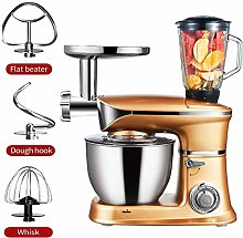 LEILEI Electric Stand Mixer Food Processor,6.5