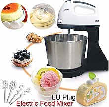 LEILEI Electric Stand Mixer,with Whisk,Stainless