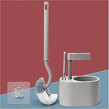 LEILEIMY Toilet brush Toilet Brush Cleaning Side