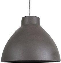 Leitmotiv lamp Pendant Lighting, Sandstone, Dark