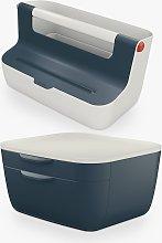 Leitz Cosy Storage Box & Cabinet Set