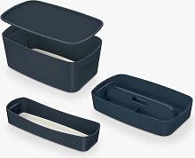 Leitz MyBox Long Organiser Desk Accessory Set