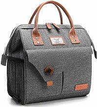 Lekesky Cool Bag Lunch Bag Women's Thermal Bag