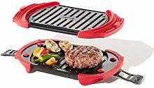 Lekue Microwave Grill, Red, Steel
