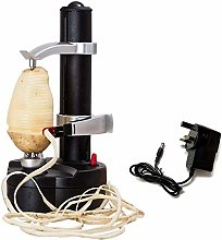 Lelesta Electric Potato Peeler Automatic Rotating