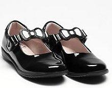 Lelli Kelly Colourissima Bow Dolly School Shoe -