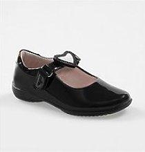 Lelli Kelly Colourissima School Dolly Shoes - Black