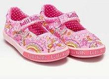 Lelli Kelly Dorothy Unicorn Dolly Shoe - Pink
