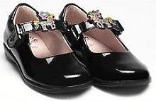 Lelli Kelly Girls Bonnie Unicorn Dolly School Shoe