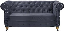 Lemasters 2 Seater Chesterfield Sofa Ophelia & Co.