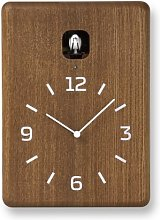 Lemnos Cucu LC10-16 Cuckoo Clock Brown
