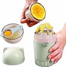 Lemon Squeezer Juicer, Juicer Hand 2 in 1