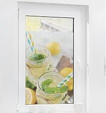 Lemonade Window Sticker East Urban Home