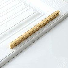 Lengthen Furniture Handle,Modern Simplicity Golden