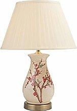 Lennox Table Lamp Cream