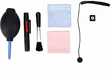 Lens Cleaner Kit,7in1Cleaning Cloth Blower