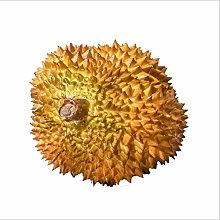 LENVHFKJ Artificial Big durian Display props in