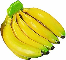 LENVHFKJ Creative Artificial Banana Realistic Foam