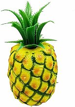 LENVHFKJ Home Decor Simulation Plastic Pineapple