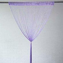 leoboone 200cm*100cm Shiny Tassel Flash Line