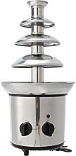 Leomix 4 Tier Stainless Steel Electric Chocolate