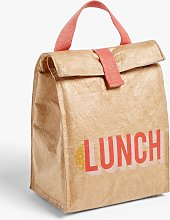 LEON Reusable Paper Lunch Cooler Bag