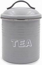 Leonardo Collection Grey Tea Coffee Sugar Set