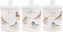 Leonardo Collection Wildlife China Set of 3 Tea