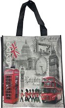 LEONARDO London Re-Useable Shopping Bag