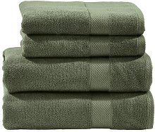 Leonis 4 Piece Hand Towel Set Brayden Studio