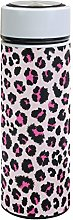 Leopard Animal Print Vacuum Insulated Stainless