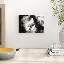 Leopard Photographic Print Big Box Art