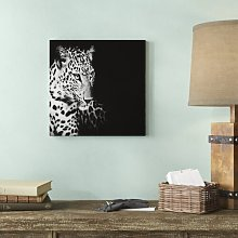 Leopard Print Poster East Urban Home Material: